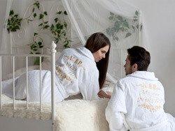 Эксклюзивная вышивка для нее и для него
